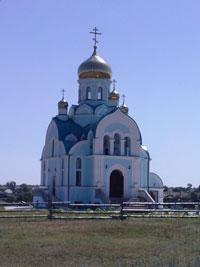 Церковь Архистратига Божия Михаила, Малышев Лог