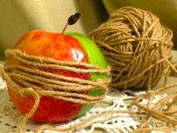 Половинки яблока - притча